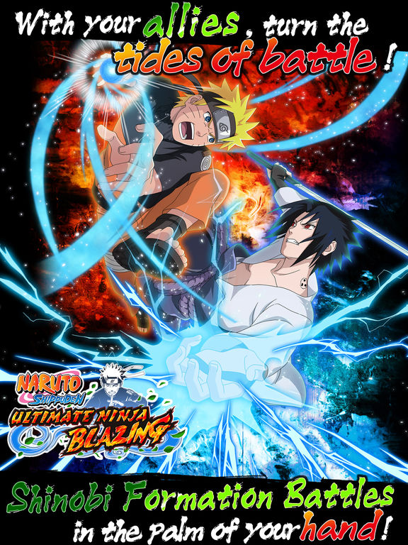 ipa download ultimate ios naruto blazing