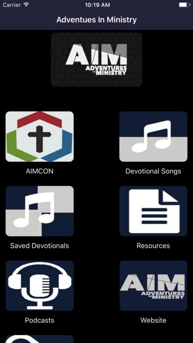 Adventures In Ministry iPhone Screenshot 2