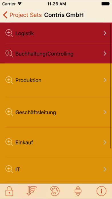 contris.project iPhone Screenshot 2