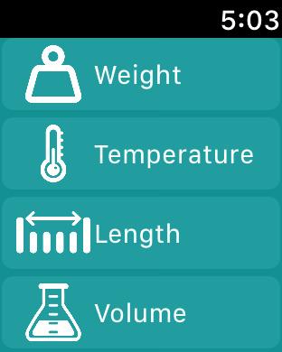 Universal converter free: Converts all units of measurement iPhone Screenshot 9