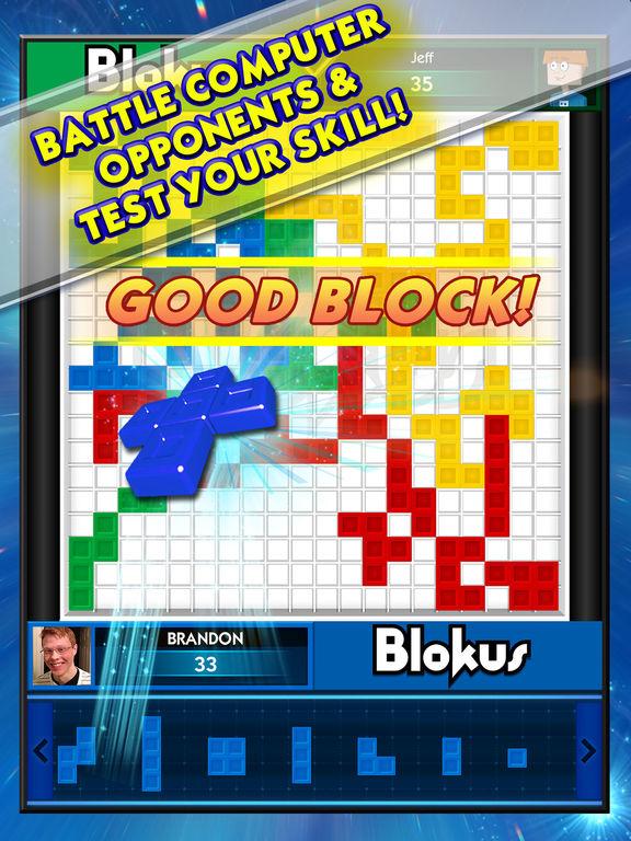 Blokus™ – Attack, Block & Defend! Screenshots
