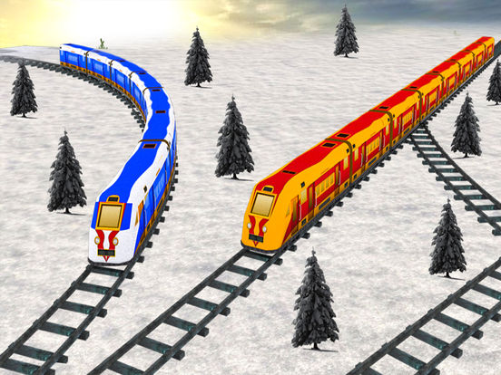 Train Game Simulator : Realistic Train Drive Gamescreeshot 3