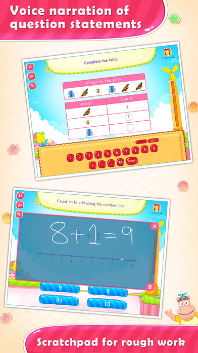 1st Grade Math. Numbers, Counting, Addition & more on the App Store