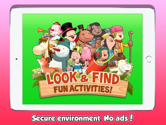 Look & Find: Fun Activities!screeshot 4