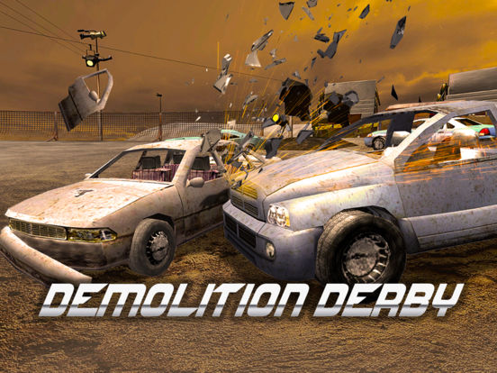Demolition Derby Arena Full Screenshots