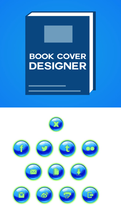 Best Book Cover Making Apps ~ Book cover designer app report on mobile action