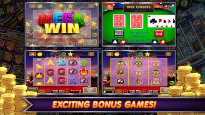 Screenshot 1 Fabulous Las Vegas Слоты — Мега Фортуна Win