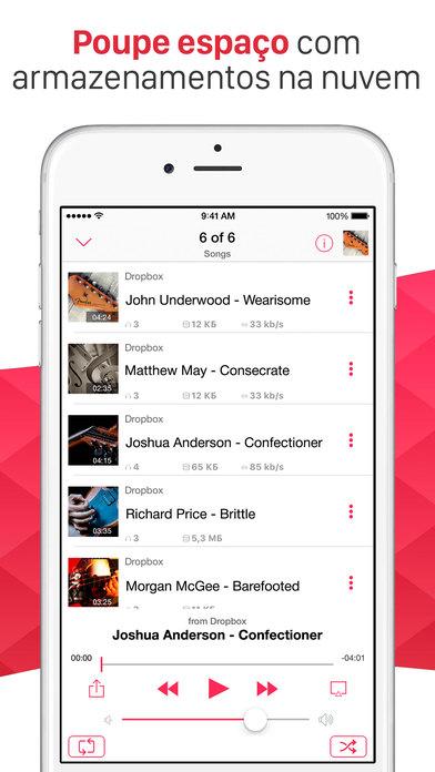 My Cloud Music Offline Screenshot