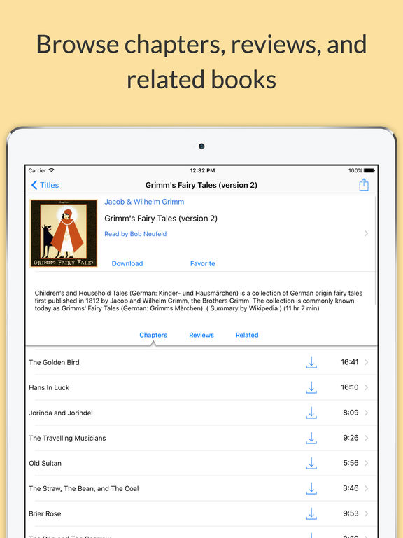 iPad Screenshot 3