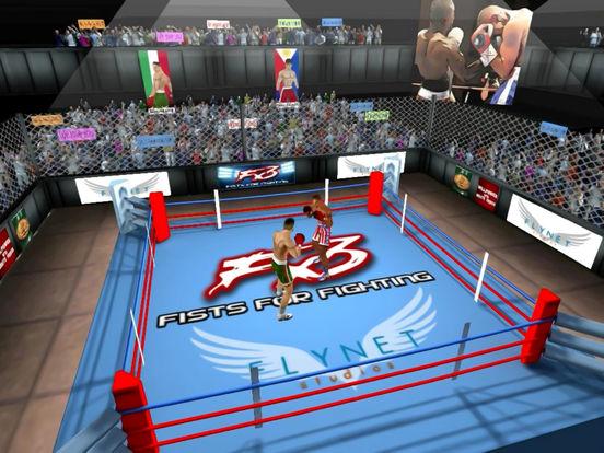 Fists For Fighting (Fx3) Free iPad Screenshot 2