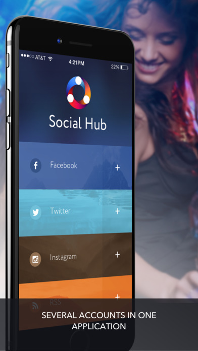 Social-Hub Gets Major Update: Globally-Popular Social Network Aggregator Image