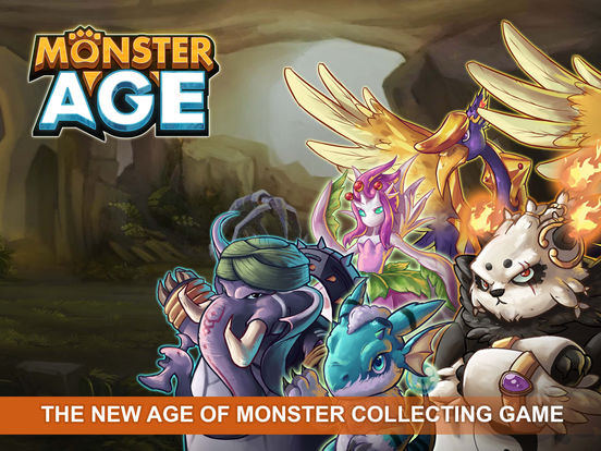 Monster Age - Evolve, Breed, & Collect Pet Legendsscreeshot 3