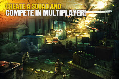 Modern Combat 5 screenshot 3