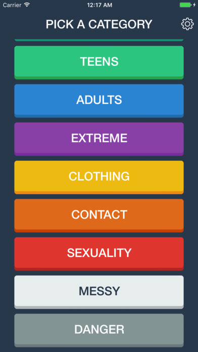 Screenshot for Truth or Dare? in United States App Store