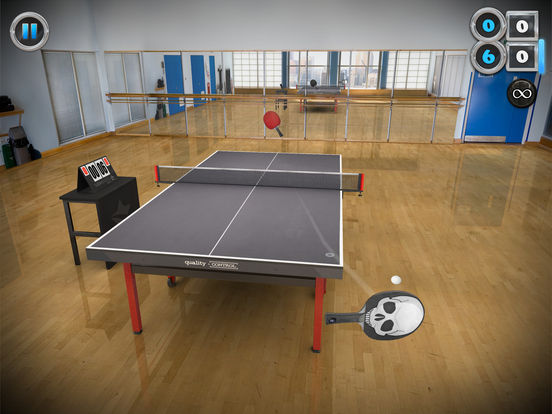 Table Tennis Touch Скриншоты8