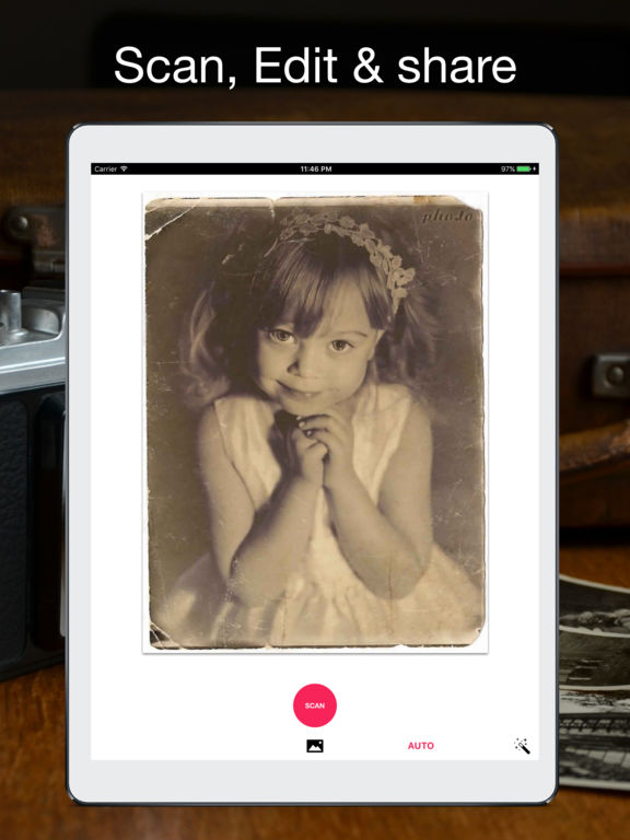 PhotoScan - photo scanner & image editor Screenshots