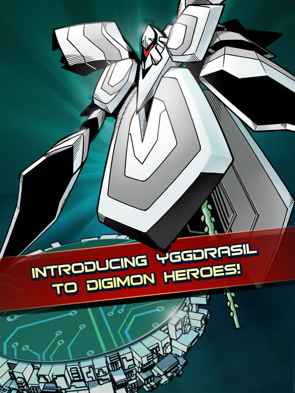 Digimon Heroes! screenshot 10