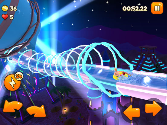 Screenshot #3 for Uphill Rush