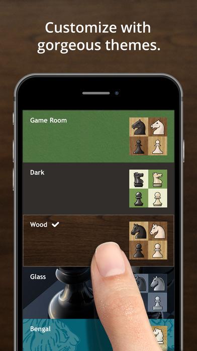 Chess.com - Play & Study Chess iPhone Screenshot 4