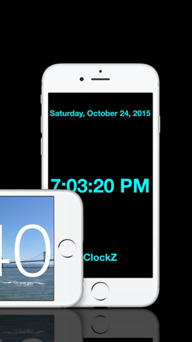 ClockZ Pro iPhone Screenshot 2