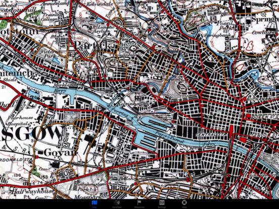 OutSide Maps iPad Screenshot 2