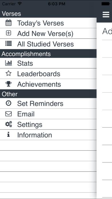 LDS Scripture Power Memorization iPhone Screenshot 2