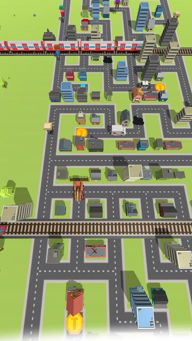 Maze Crossing screenshot 2