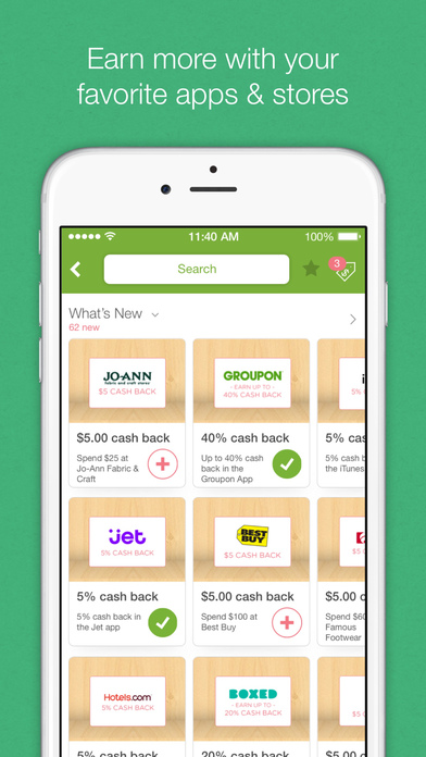 Ibotta: Cash Back App, Grocery Coupons amp; Shopping on the App Store
