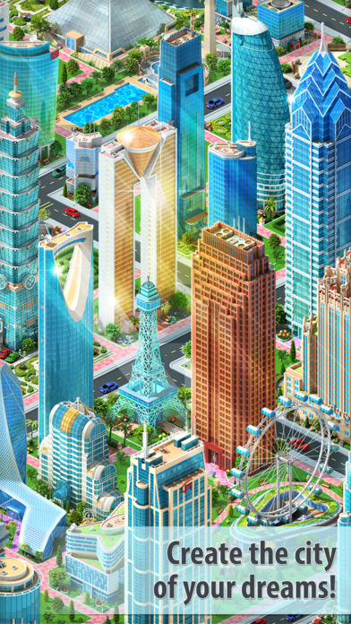 Megapolis iPhone