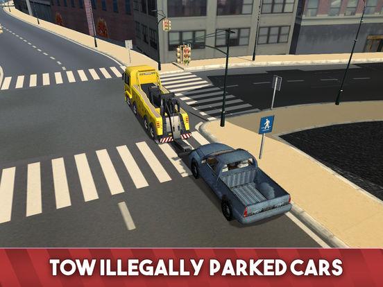 Tow Truck Driving Simulator 3D Full Screenshots