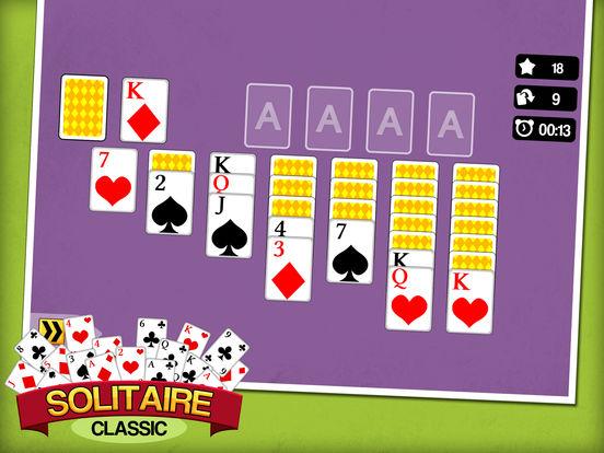 Скачать Solitaire Classic