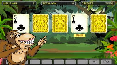 Screenshot 2 Crazy Monkey Deluxe Slot Machine