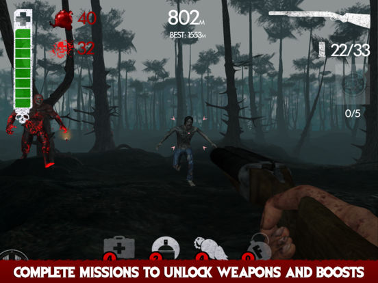 Evil Dead: Endless Nightmare для iPad