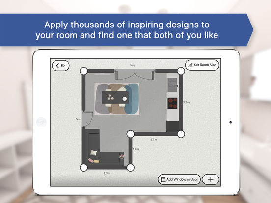 3d room planner for ikea home interior design appaddict for 3d room planner ipad