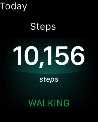 Footsteps - Pedometer iPhone Screenshot 10