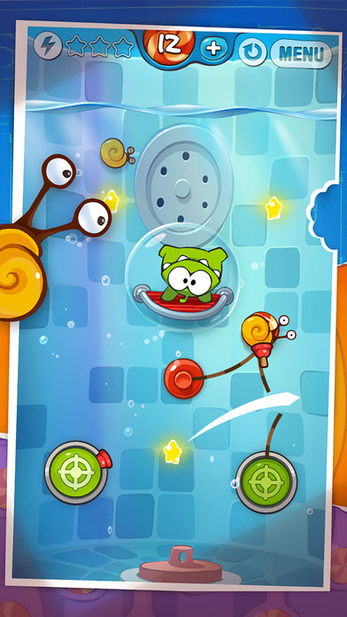 Screenshot #4 for Cut the Rope: Experiments Free