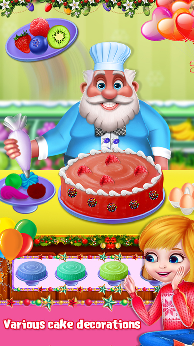 Santa's Restaurant Fun screenshot 2