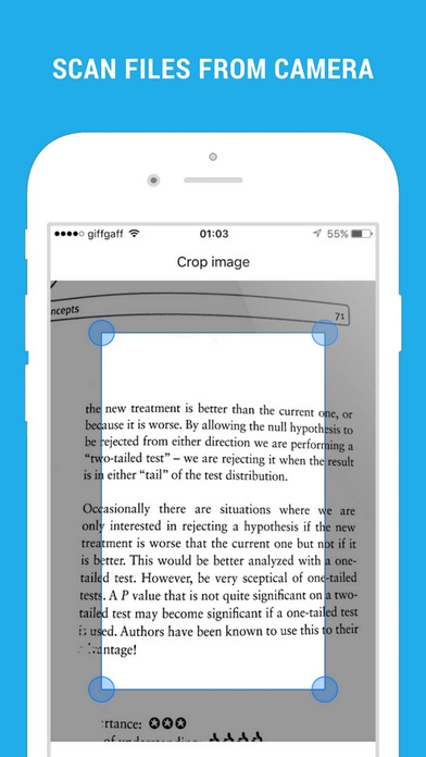 Fax app - Send Fax for iPhone app image