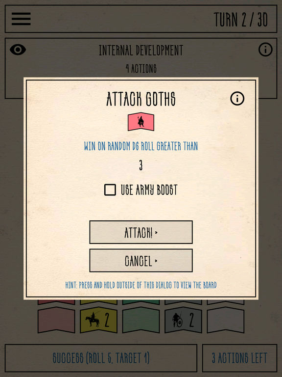 Constantinople Board Game screenshot 6