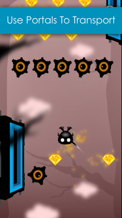 Darky Bats Screenshot