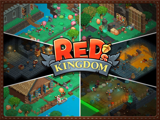 Red's Kingdom Screenshots