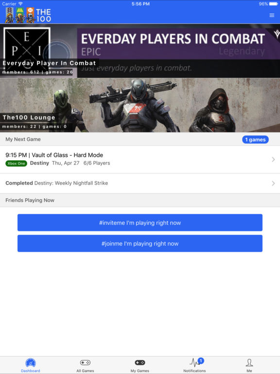 destiny matchmaking nightfall Leave a like if you enjoyed destiny 2 - how to use guided games guided games beta (solo & clan nightfall matchmaking) use code 'qualityxa' for 10% off kon.