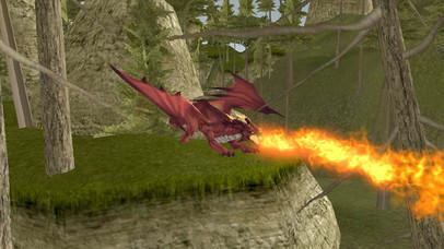 VR Супер Полет Огненный дракон-Real 3D симулятор Скриншоты5