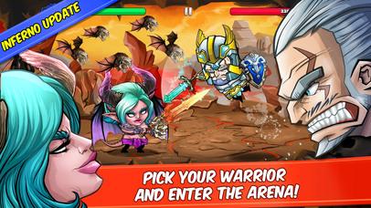 Tiny Gladiators screenshot 1