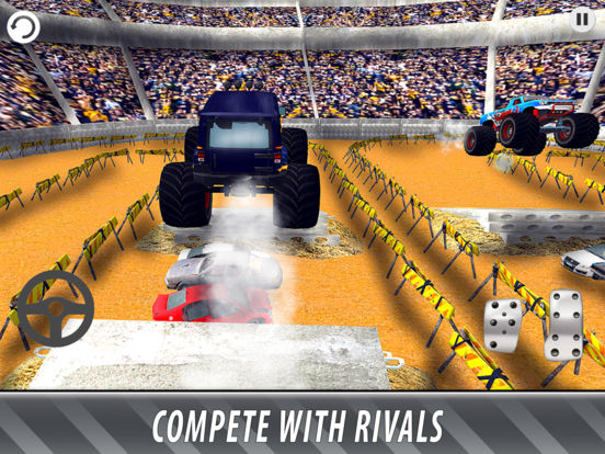 Monster Truck Stunt Arena Full Screenshots