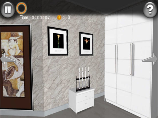 Escape 25 Empty Rooms screenshot 10