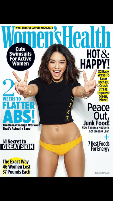 Women's Health Mag screenshot