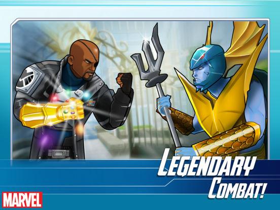 MARVEL Avengers Academy Screenshots