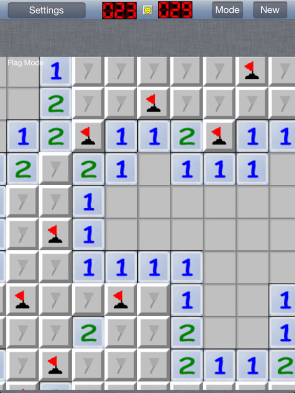 Classic MineSweeper Game.screeshot 1