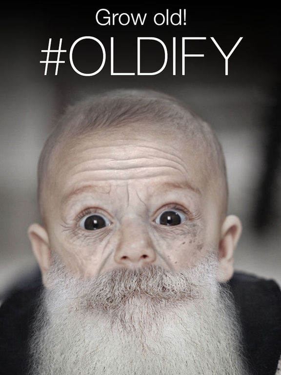 Oldify - Old Face Photo Booth App Screenshots